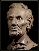 Fine Bronze Portrait Sculptures by Christopher Darga